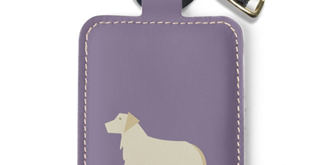 Luggage Tag -Goldens Galore