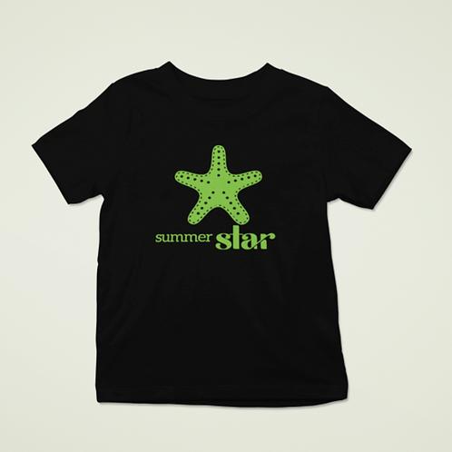 Boys Summer Star T-shirt