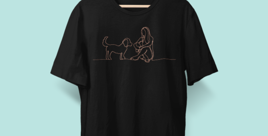 Cockapoo & Me T Shirt