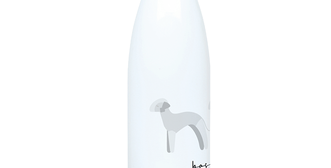 Trio Steel Water Bottle - Bashful Beds