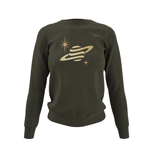 Dark Olive Sweatshirt - Customise Me!