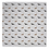 Thumbnail: Grey Napkin Set (4) - Slinky Sausages
