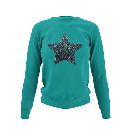 Jade Sweatshirt - Customise Me!