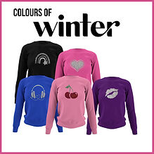 Winter Colour Clothes