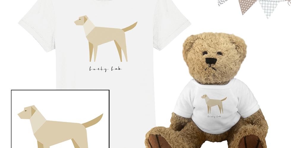 KIDS Teddy & Me - Lucky Labs