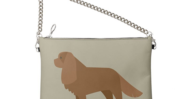 Colour Pop Leather Bag - Keen King Charles