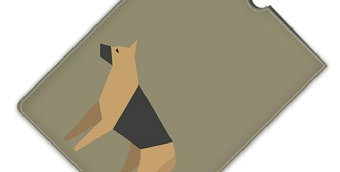 Leather iPad Case (Mini) - Smart Shepherds