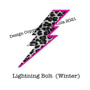 Lightning Bolt- Winter