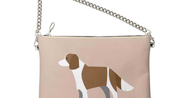 Colour Pop Leather Bag - Scrumptious Springers