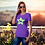 Thumbnail: Bright Star Purple Tee - ANY BREED