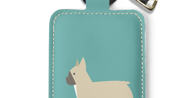 Luggage Tag - Fancy Frenchies