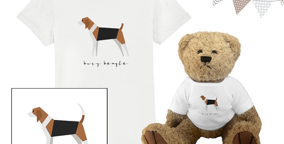 KIDS Teddy & Me - Busy Beagle