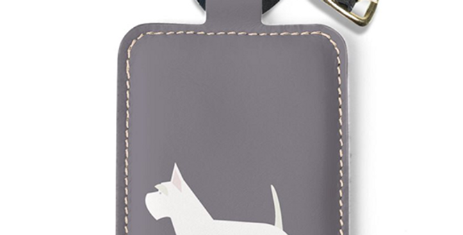 Luggage Tag - Wonderful Westies
