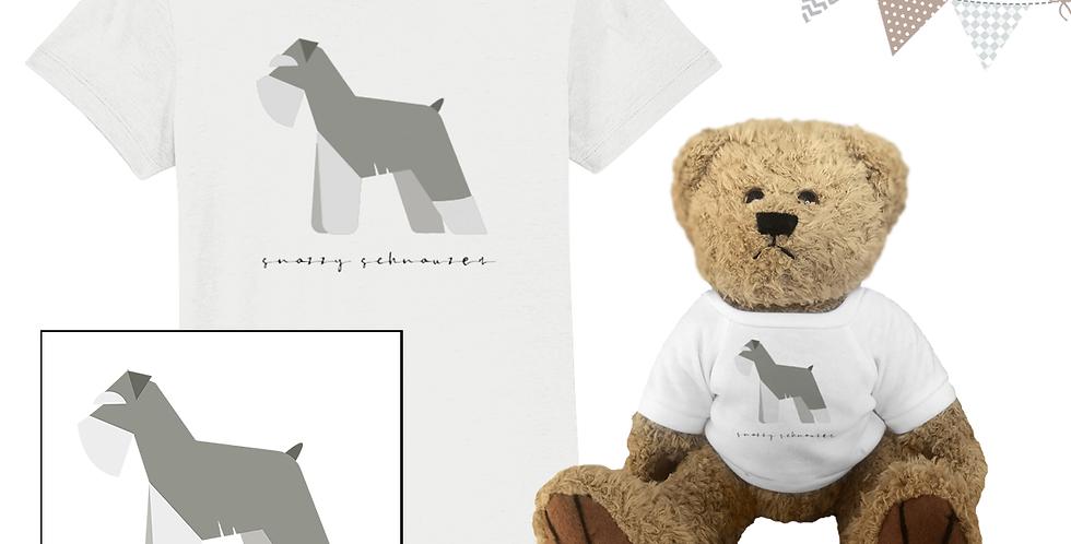 KIDS Teddy & Me - Snazzy Schnauzer
