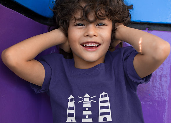 Boys Ahoy! Lighthouse T-shirt