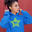 Thumbnail: Bright Star Blue/Green Hoodie - ANY BREED