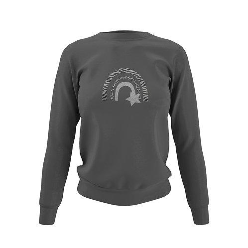 Mountain Grey Sweatshirt - Customise Me!