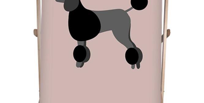 Double Deckchair - Pom Pom Poodles