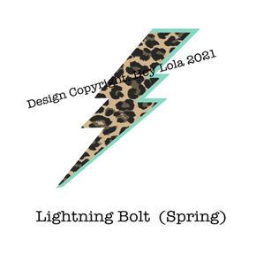 Lightning Bolt - Spring