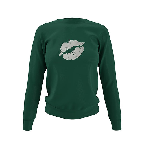 Forest Green Sweatshirt - Customise Me!