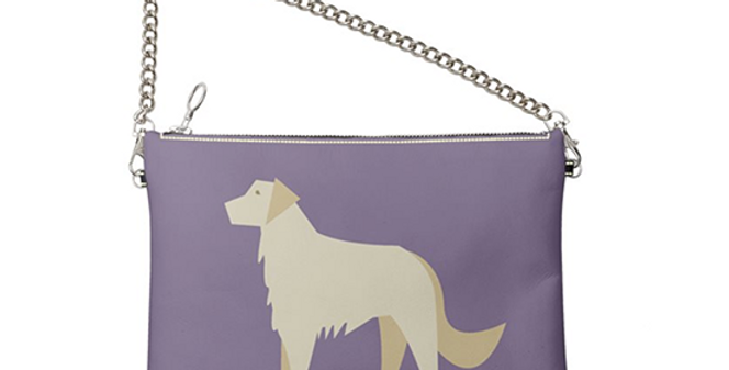 Colour Pop Leather Bag - Goldens Galore