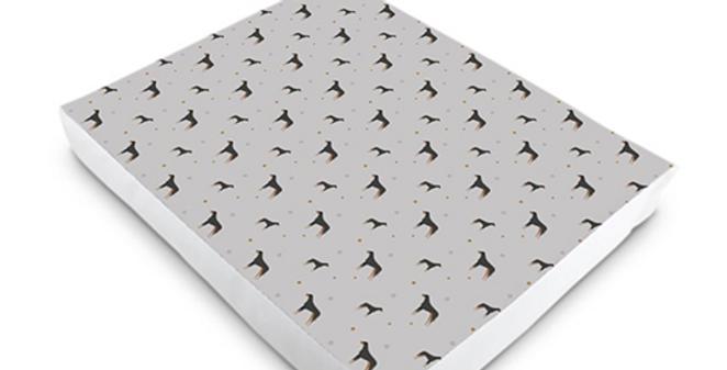 Luxury Dog Bed (M-XL) - Dazzling Dobermans