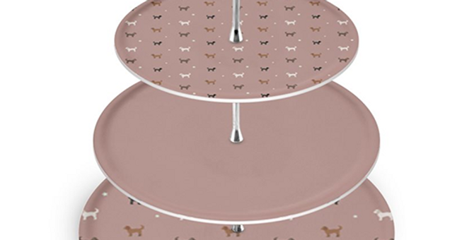 Multi Cake Stand - Clever Cockapoos