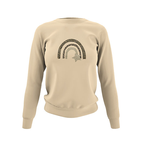 Stone Ecru Sweatshirt - Customise Me!