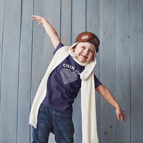 Chin Up KIDS T-shirt - Customise Me!