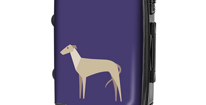 Cabin Case - Graceful Greyhounds