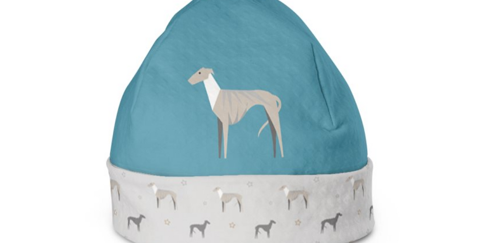 Beanie Hat - Whimsical Whippets