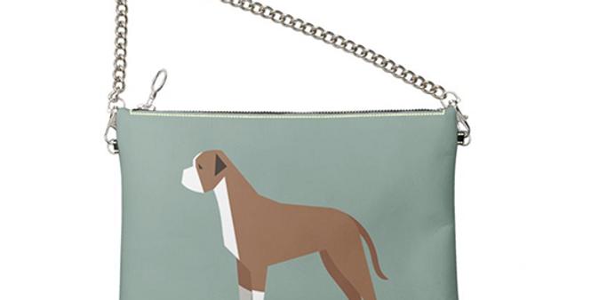 Colour Pop Leather Bag - Bounding Boxers