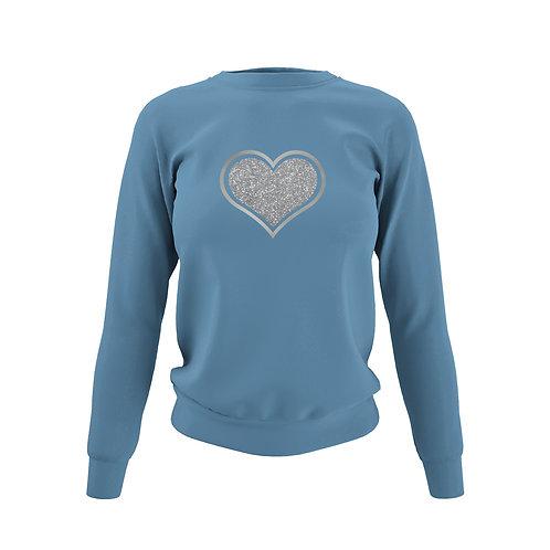 Indigo Sweatshirt - Customise Me!