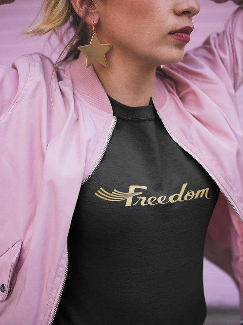 Freedom T-shirt - Customise Me!