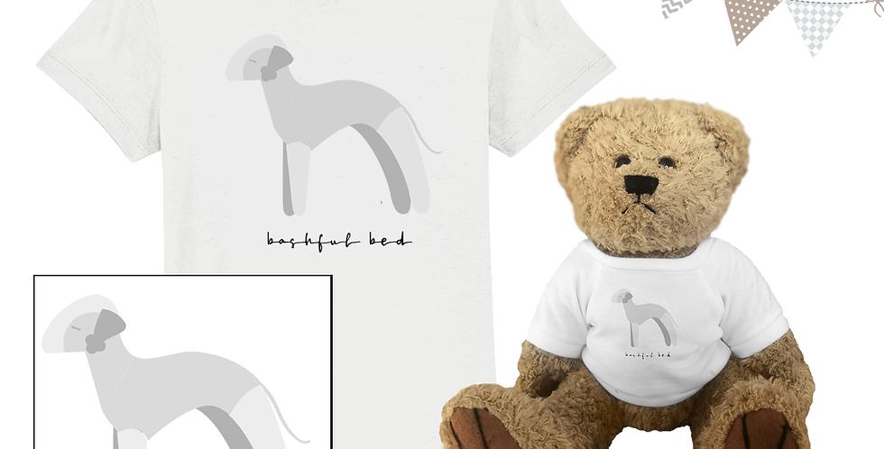 KIDS Teddy & Me - Bashful Beds