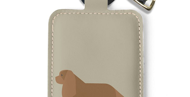Luggage Tag - Keen King Charles