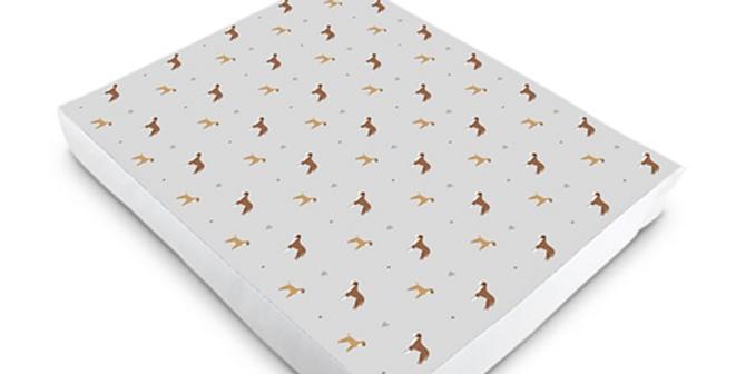 Luxury Dog Bed (M-XL) - Bounding Boxers