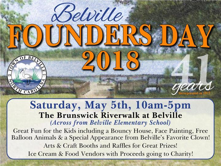Belville Founder's Day Celebration