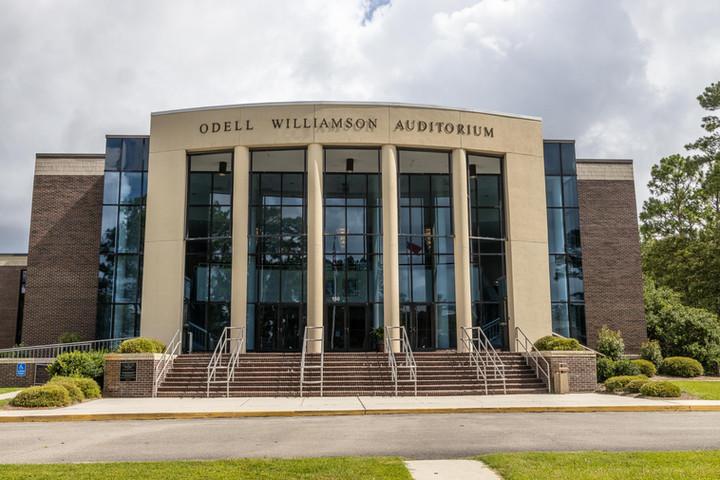 Odell Williamson Auditorium Is Back!