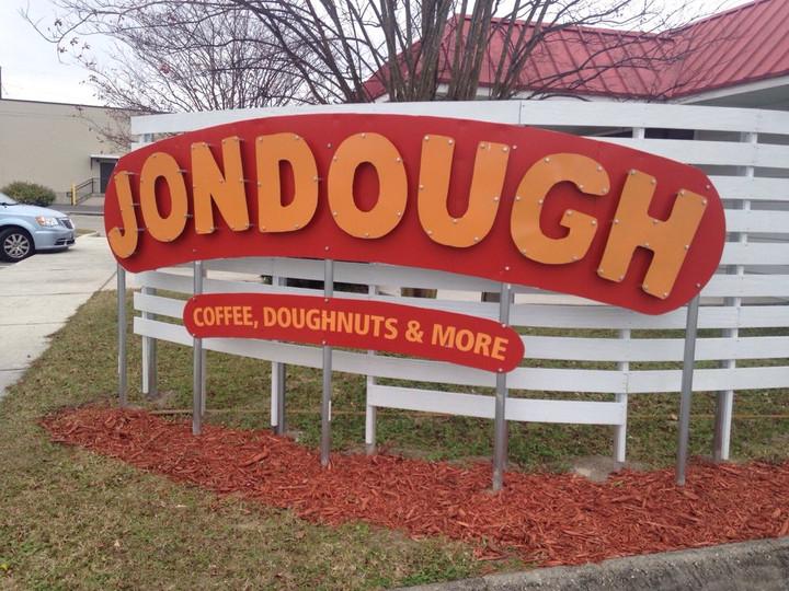 John Dough-nuts! YUM