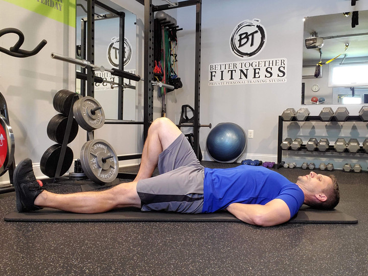 Saving Your Back, Building Your Core