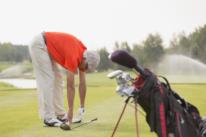 Preventing Common Overuse Golf Injuries