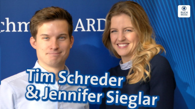 ARD BUCHMESSE INTERVIEW I 2017