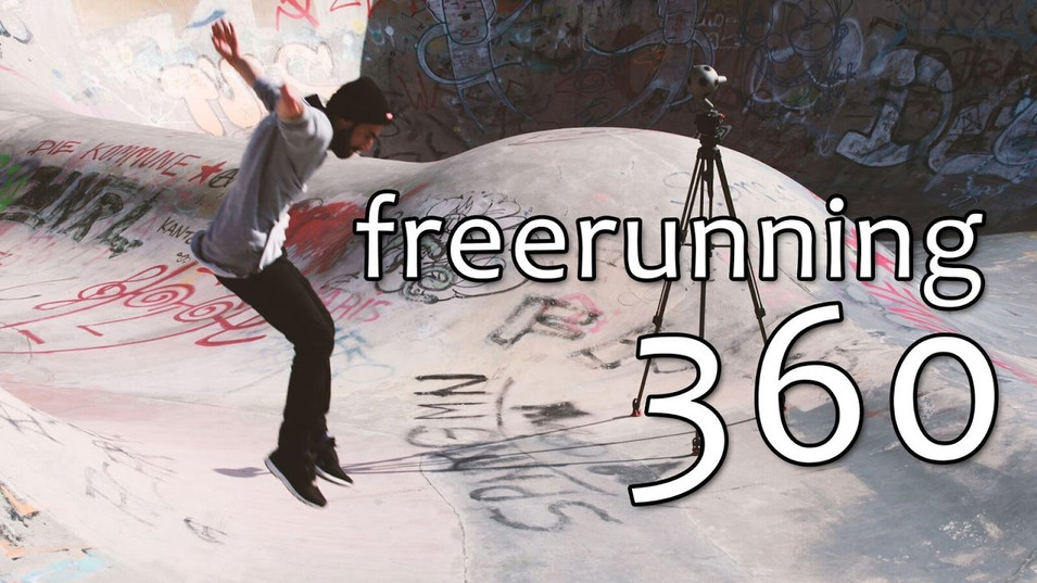 FREERUNNING I FREE PROJECT