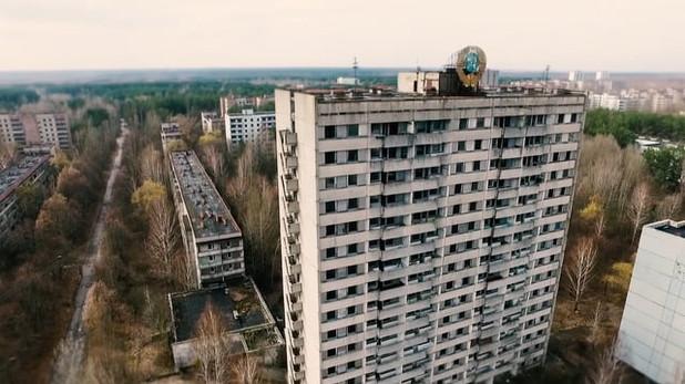 CHERNOBYL - GHOSTTOWN PRIPYAT I ZDF