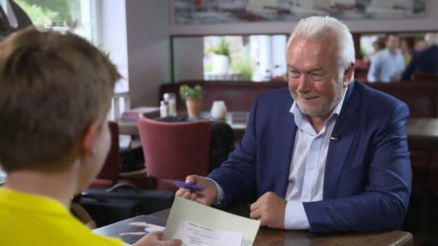 WOLFGANG KUBICKI I ZDF 2017