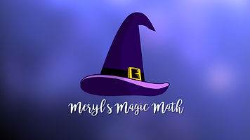 Meryl's Magic Math Logo