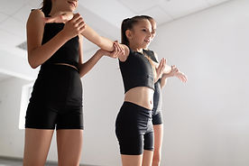 group-of-fit-happy-children-exercising-d