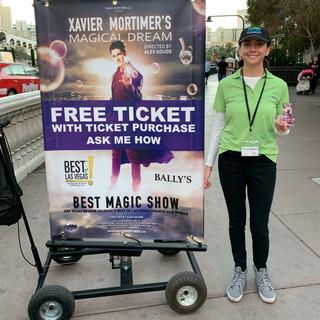 Xavier Mortimer Billboard
