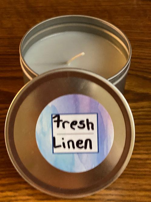 Fresh Linen 8oz